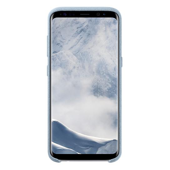 Samsung Alcantara Case Mint For Galaxy S8 EF-XG950AMEGWW