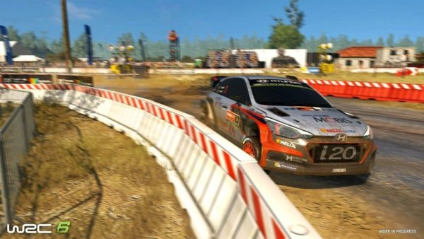 Xbox One WRC6 Game
