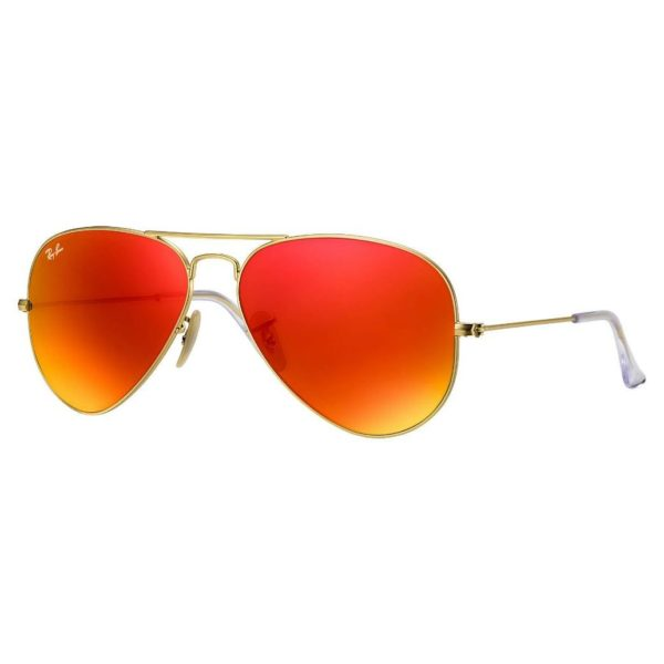 Ray-Ban Aviator Unisex Sunglasses - RB3025 112/69