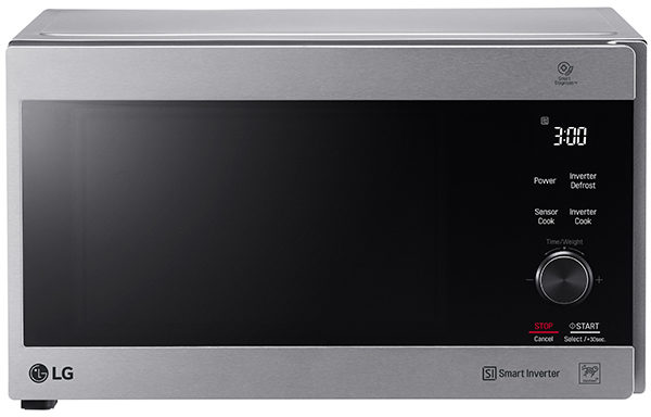 LG Microwave Oven MH8265CIS