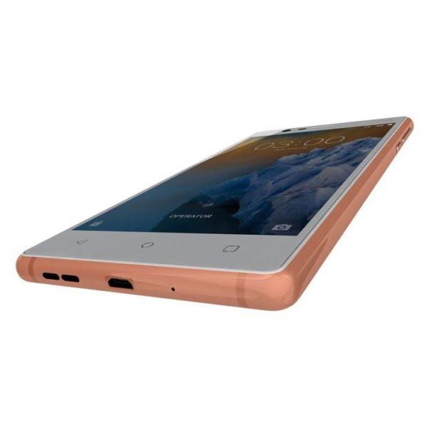 Nokia 3 TA1032 4G Dual Sim Smartphone 16GB Copper White