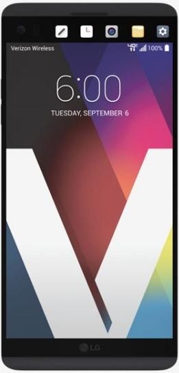 LG V20 4G Dual Sim 64GB Titan + HBS1100 Headset + Case