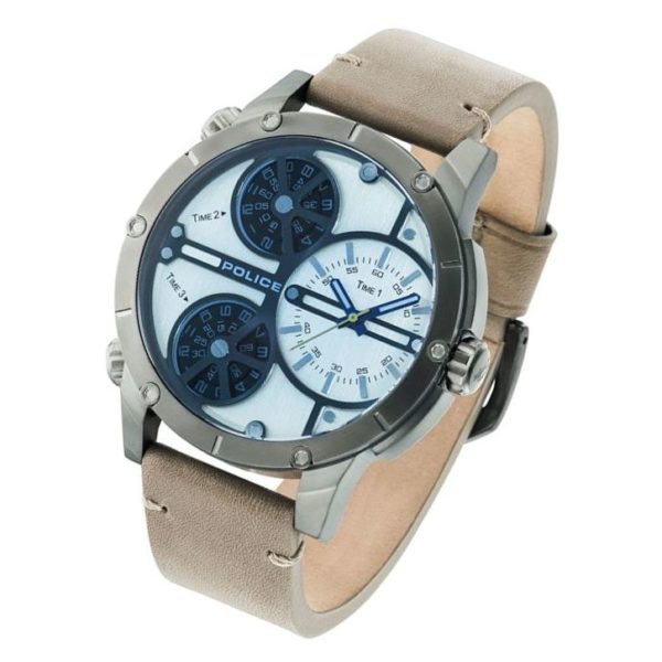 Police P 14699JSU-07 Rattlesnake Mens Watch