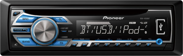 Pioneer DEH4550BT In Dash Car Audio