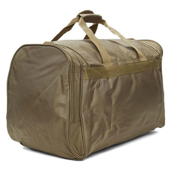 Senator 2003D24BEG Fancy Duffel Bag Beige 24inch