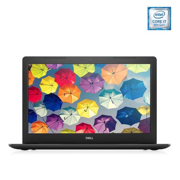 Dell Inspiron 15 5570 Laptop - Core i7 1.8GHz 16GB 2TB 4GB Win10 15.6inch FHD Black
