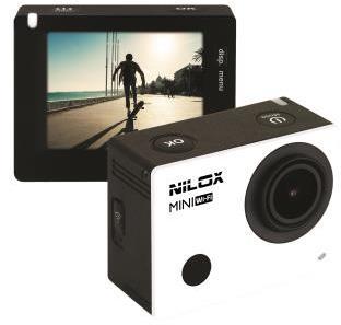 Nilox MINIWIFI Action Camera Silver