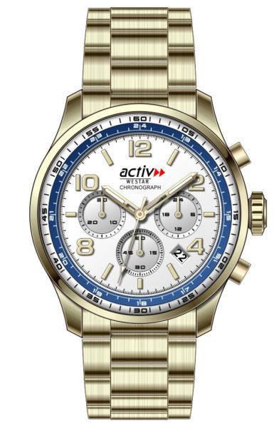 Westar 90173GPN107 Activ Mens Watch