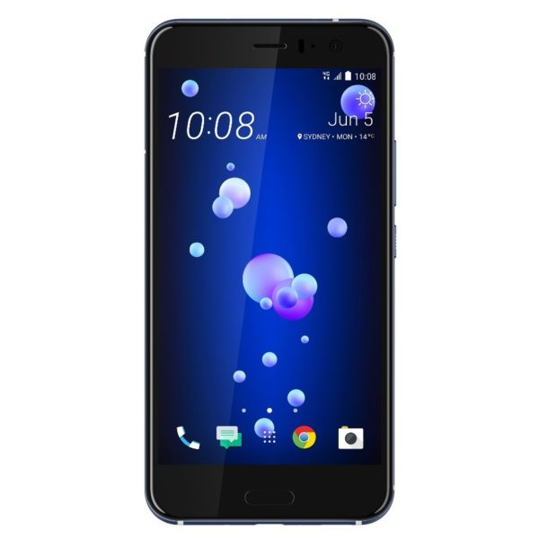 HTC U11 4G Dual Sim Smartphone 128GB Moonlight Silver