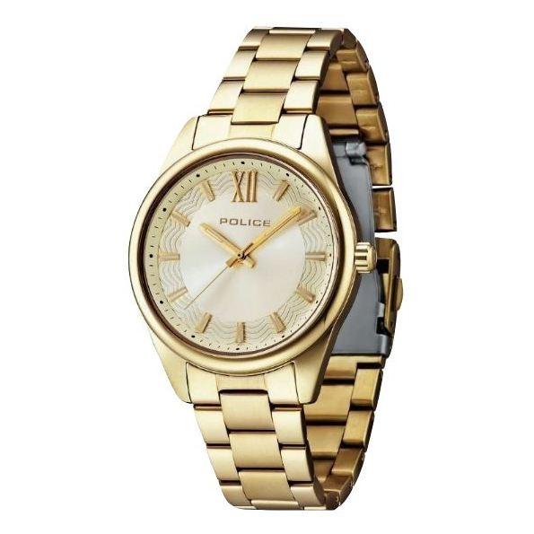 Police P 14493MSG-06M Elegance Ladies Watch