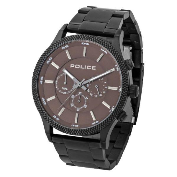 Police P 15002JSU-12M Pace Mens Watch