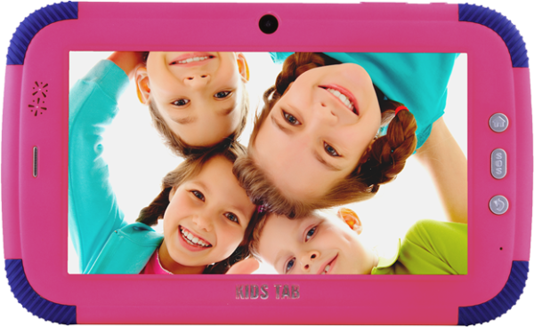 ILife Kids Tab 6 Tablet - Android WiFi+3G 8GB 1GB 7inch Pink