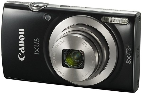 Canon IXUS 185 Digital Camera Black