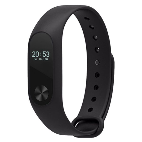 Xiaomi Mi Band 2 Smart Fitness Band Black Xmsh04hm Price Specifications Amp Features Sharaf Dg
