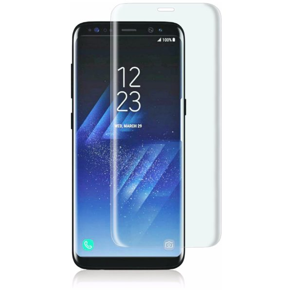 WE Tempered Glass Screen Protector For Samsung Galaxy S8 Plus