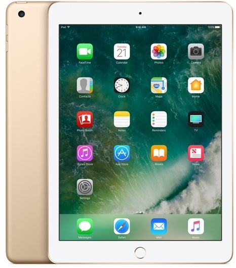 Apple iPad - iOS WiFi+Cellular 128GB 9.7inch Gold