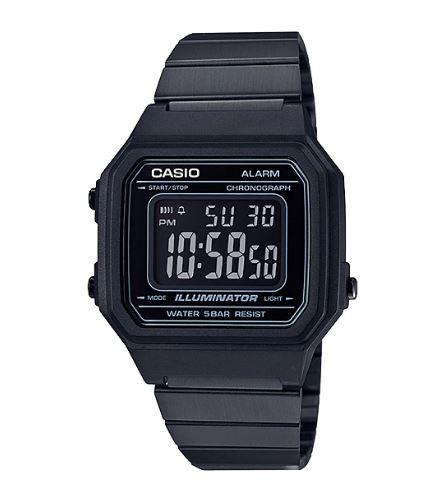 Casio B650WB-1B Vintage Unisex Watch