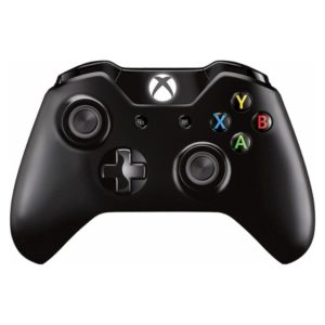 "Microsoft 6CL000027 Xbox One Wireless Controller Black ""Discounted prices are applicable on a purchase of Xbox One console only"" (Promotion valid till 31st of Aug)."