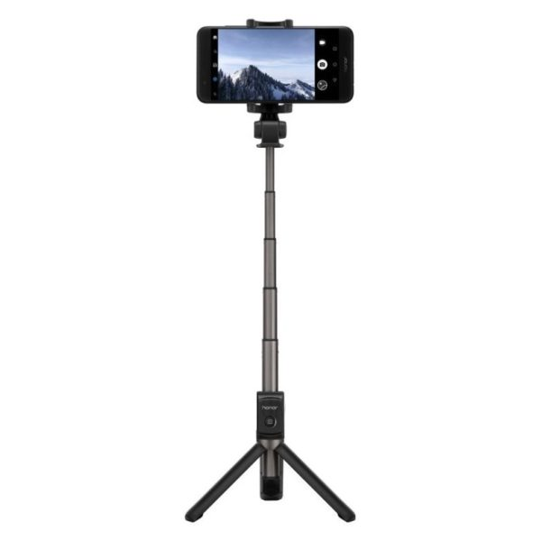 Huawei Honor Tripod Selfie Stick With Remote Black