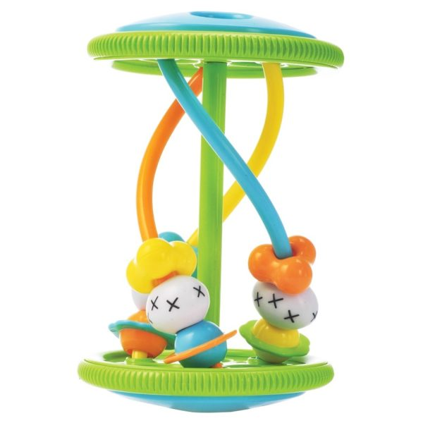 Yookidoo 40129 Whistling Pull Along Duck Toy