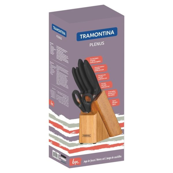 Tramontina Knives 6Pc Set 23498615