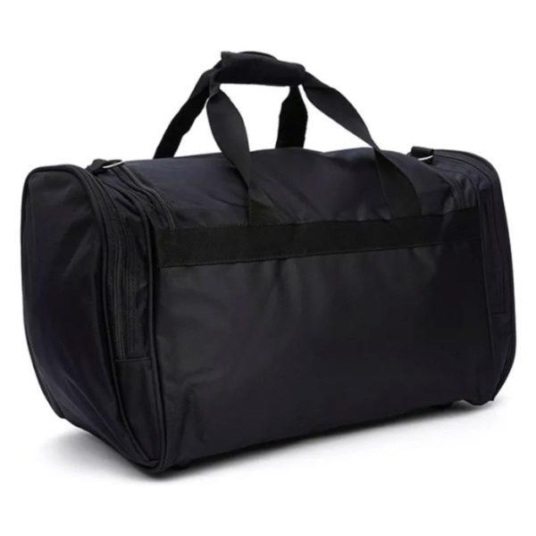 Senator Fancy Duffel Bag Black 20inch - 2003D20BLK