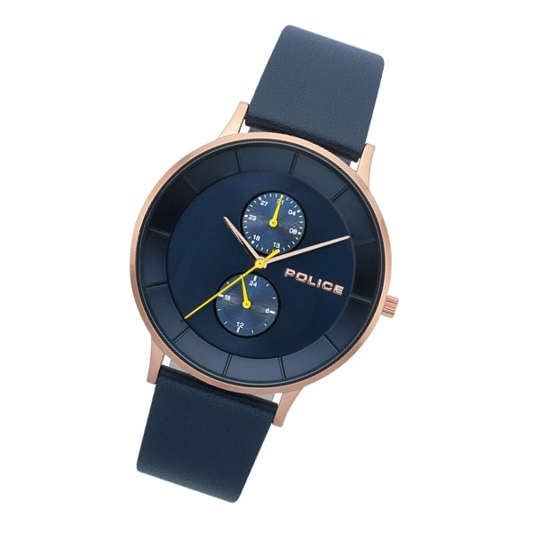 Police P 15402JSR-03 Berkeley Mens Watch