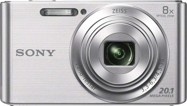 Sony DSCW830 Digital Camera Silver