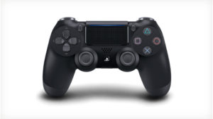 Free Sony CUHZCT2EX PS4 Dual Shock 4 V2 Wireless Controller Black AED 279