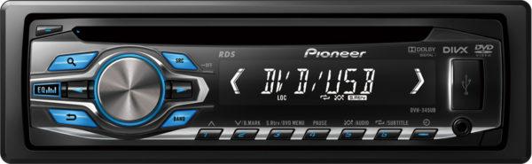 Pioneer DVH-345UB In Dash Car Audio