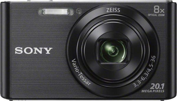 Sony DSCW830B Digital Camera Black
