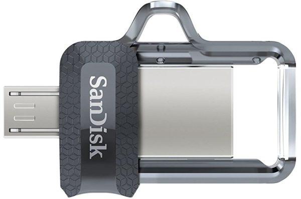 Sandisk Ultra Dual Drive USB Flash Drive 128GB SDDD3128GG46