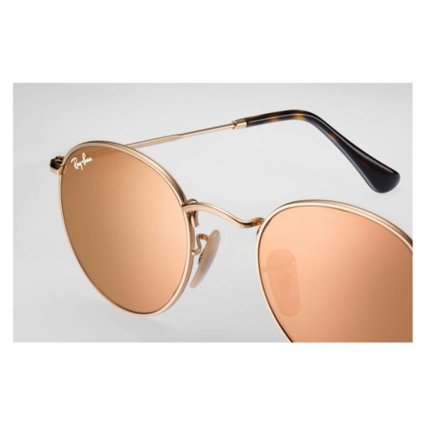 Ray-Ban Hexagon Unisex Sunglasses - RB3548N112/Z2
