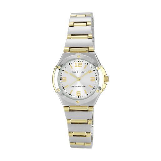 Anne Klein 108655SVTT Ladies Watch