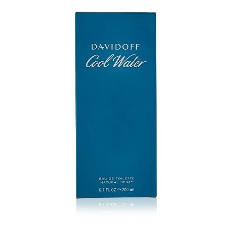 Davidoff Cool Water Perfume For Men 200ml Eau de Toilette