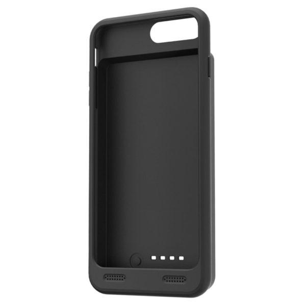 newest a00ae 56398 Smart Ignite Battery Case 4000mAh Black For iPhone 8 Plus/7 Plus/6S Plus
