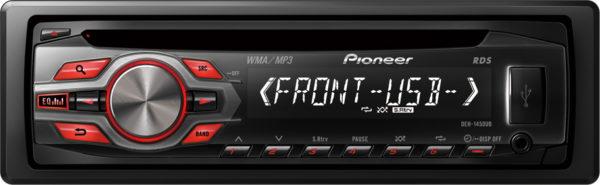 Pioneer DEH-1450UB In Dash Car Audio
