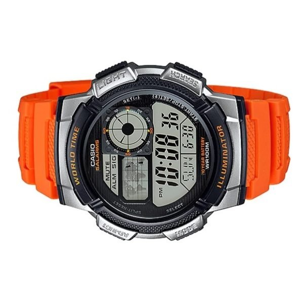 Casio AE-1000W-4BV Watch