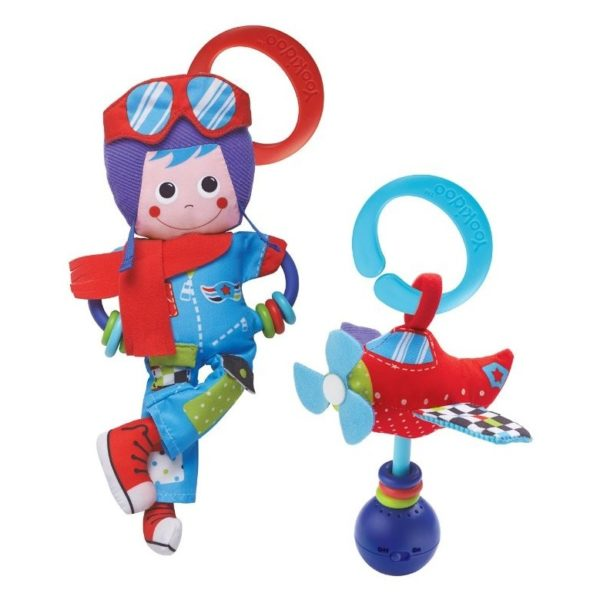 Yookidoo 40130 Pilot Play Set Toy