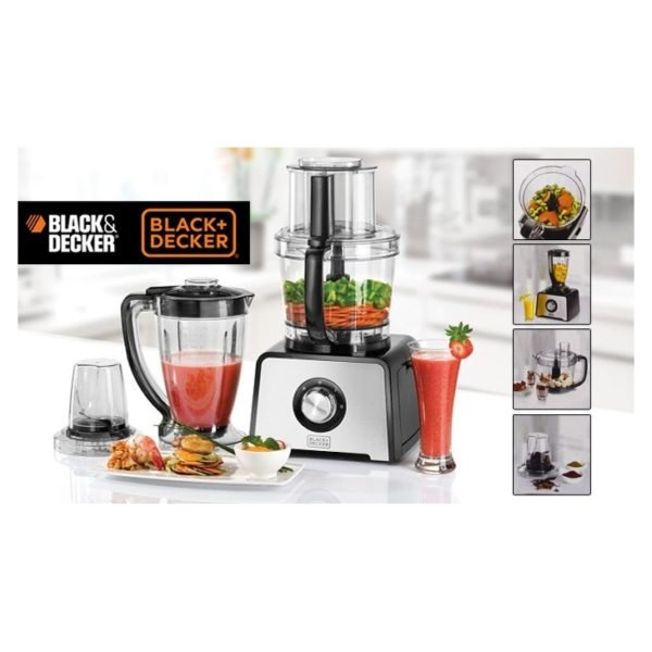 Black & Decker Food Processor FX810B5
