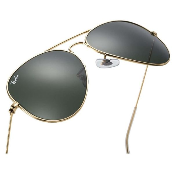 42b08d40df4 Ray-Ban Aviator Unisex Sunglasses – RB3025 L0205 Price ...