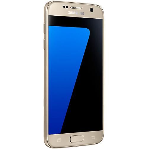 Samsung Galaxy S7 4G Dual Sim Smartphone 32GB Gold