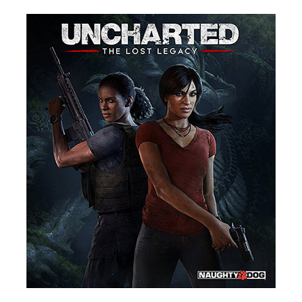 PS4 Uncharted The Lost Legacy Game