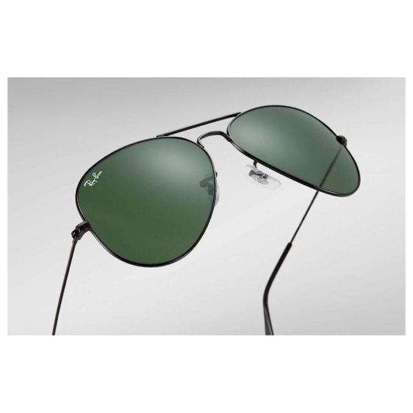 3a8b867cd1 Ray-Ban Aviator Unisex Sunglasses – RB3025 L2823 Price ...