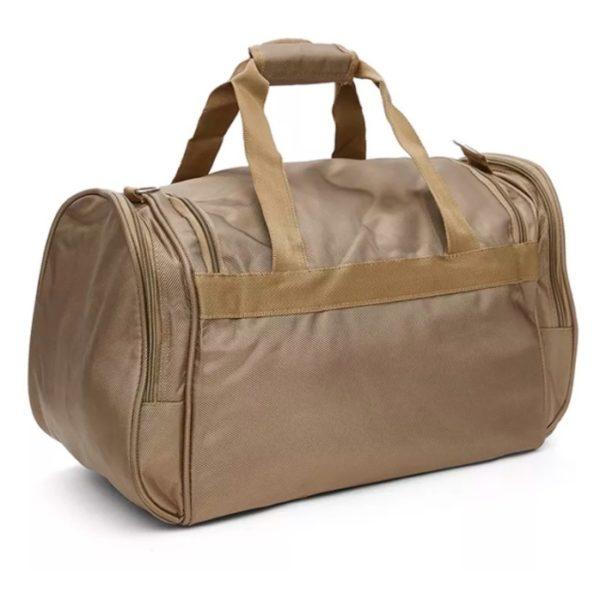 Senator Fancy Duffel Bag Beige 20inch - 2003D20BEG