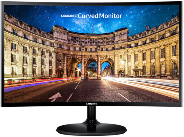 Samsung SM-LC27F390FHM Curved LED Monitor 27inch