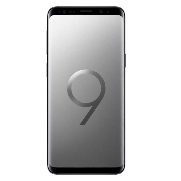 Samsung Galaxy S9 64GB Titanium Grey 4G Dual Sim ( *T&C Apply )