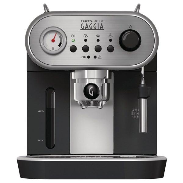 Buy Gaggia Carezza Deluxe Coffee Machine RI852508 – Price ...