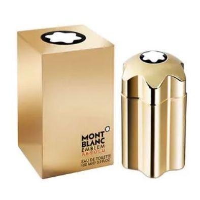 Montblanc Emblem Absolu Perfume For Men 100ml Eau de Toilette