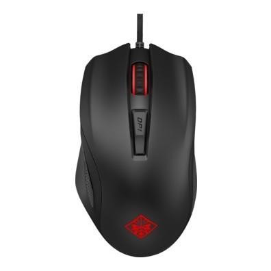 HP Omen 600 Mouse Black 1KF75AA